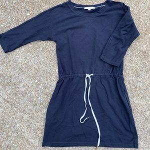 Loft Navy Lounge Dress